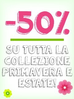 Promo Primavera Estate